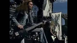 Metallica Day on the Green '85 (FULL All clips + audio)
