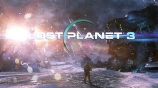 Lost Planet 3 / Investigate Com-Relay / Gameplay PC 1080p