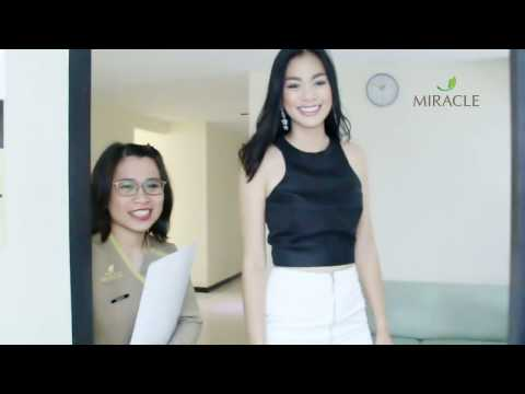 Rahasia Kecantikan Kezia Warouw, Puteri Indonesia 2016 | Miracle Aesthetic Clinic Manado