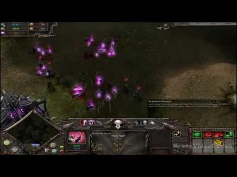 Warhammer 40,000: Dawn Of War - Soulstorm Gameplay PC HD