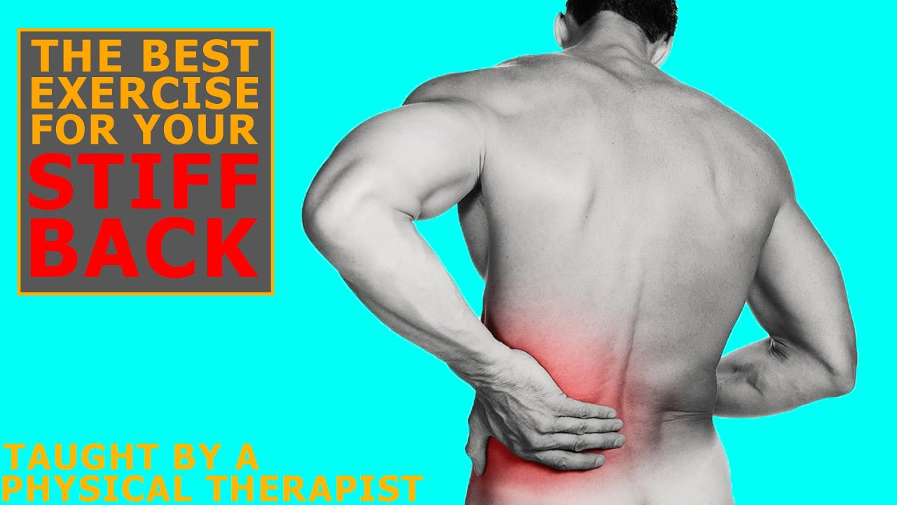 Sitting Too Long? Stiff Back and Shoulders? BEST EXERCISE to Relieve Stiff Back | Upper Corkscrew