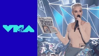 Baixar Katy Perry's Out of This World Entrance | 2017 VMAs | MTV