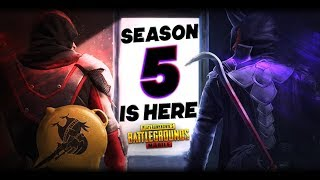 PUBG MOBILE SEASON 5 RANK PUSHING TO CONQUEROR LETS GOO