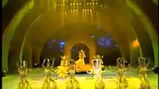 Thousand hand Bodhisattva danced to Thaye Yashodha