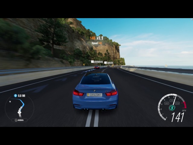 Forza Horizon 3 no meu Notebook FullHD