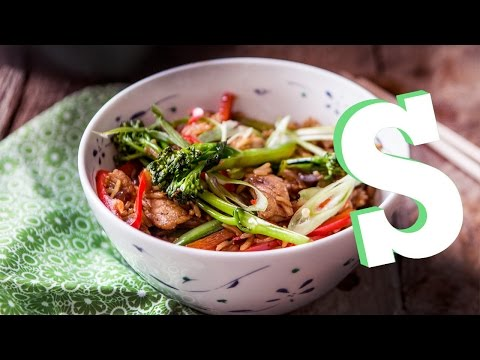 How To Make A Pork Fried Rice Recipe - Homemade by SORTED