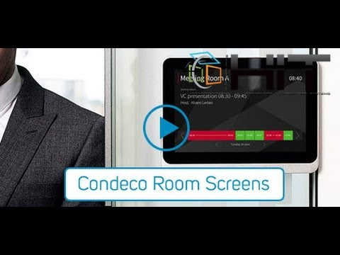 Condeco Meeting Room Screens - Hi Technologies