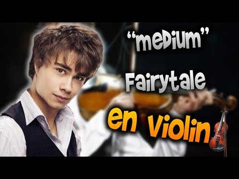 Alexander Rybak - Fairytale En Violín|How To Play,Tutorial,Tab,sheet Music,Como Tocar|Manukesman