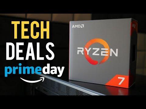 BEST PC PARTS DEALS | Amazon Prime Day 2017
