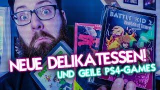 Commando PICKUPS #070 - Flohmarkt mit Jansel und heiße Homebrews | NES, PS4, Sony