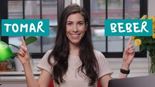 Baixar Brazilian Portuguese Vocabulary: TOMAR or BEBER?