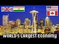 Top 10 Largest Economies In The World 2018