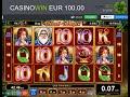 EGT Book of Magic Gewinn 100 Euro | CasinoWin Review