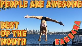 PEOPLE ARE AWESOME: BEST OF THE MONTH (18+) || KANE4NA (PAA монтаж)
