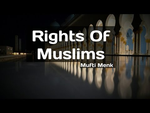 Rights Of Muslims | Mufti Menk | 26 March 2017 | Straight Path Convention | Malaysia |