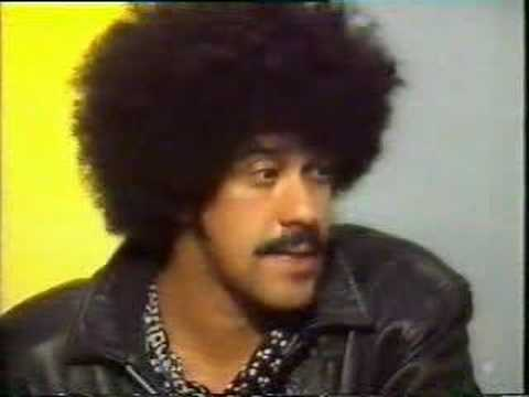 Phil Lynott - Last TV interview, December 1985