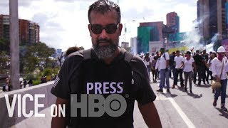 Dawn of a Dictator in Venezuela | VICE on HBO Trailer