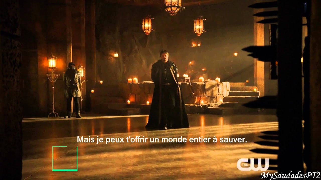Download Arrow 3x16 Extended Promo - The Offer [HD] VOSTFR