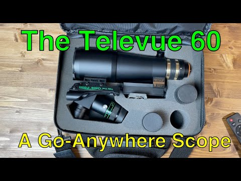 A Look at the Tele Vue 60 Apo Refractor