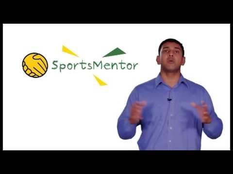 AISTS MSA 2007 Alumnus and Sports Entrepreneur, John Chandy Presents SportsMentor