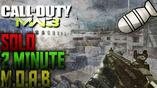 Modern Warfare 3 - FAST ACR M.O.A.B on Termnal (Not spawn trapping)