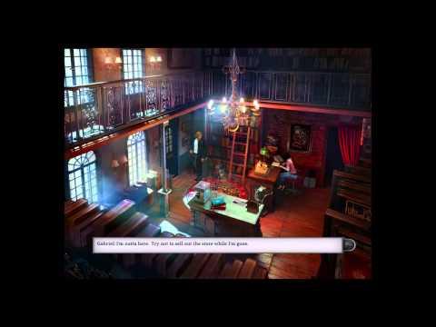 Gabriel Knight 20th Anniversary Edition: IOS IPad Air 2 Gameplay