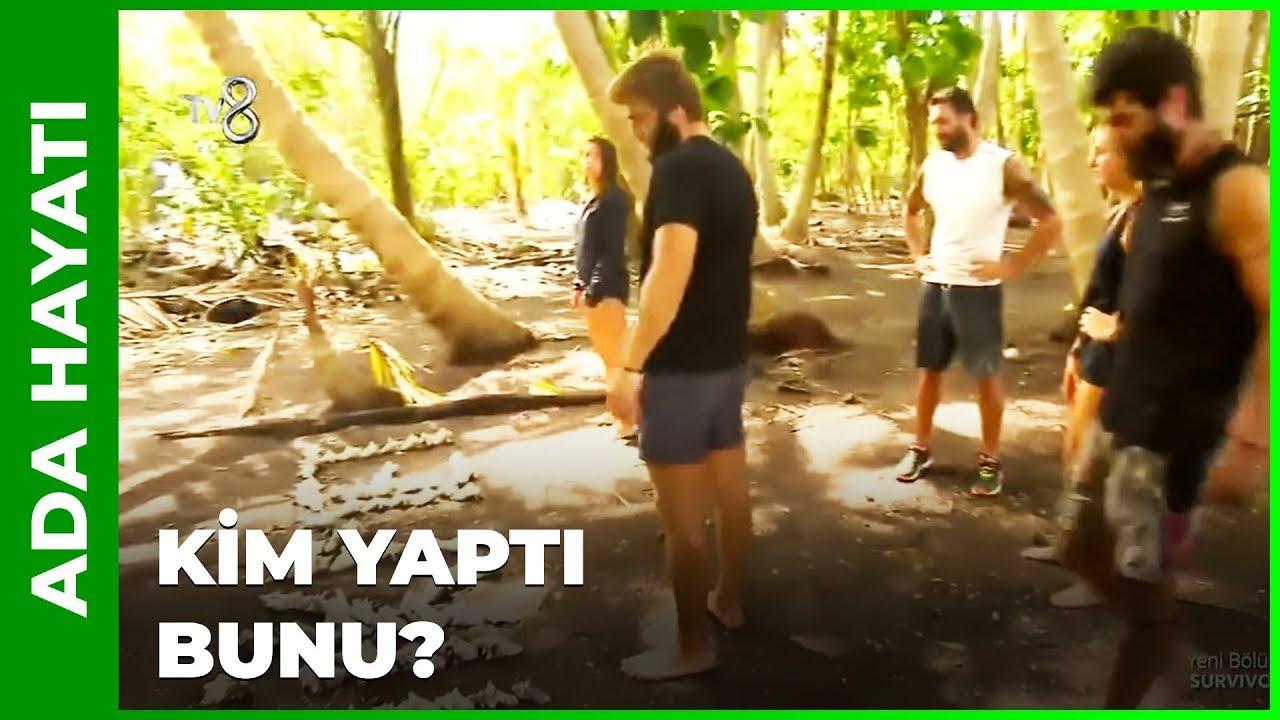 Yusuf'u Şaşırtan Olay - Survivor 82. Bölüm