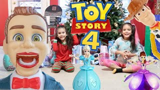 Toy Story 4 Benson Dummy and more toys for Christmas