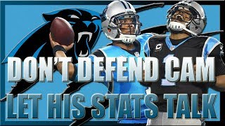 UNDENIABLE PROOF CAM NEWTON IS A TOP 5 QB IN THE NFL | @Shellitronnn