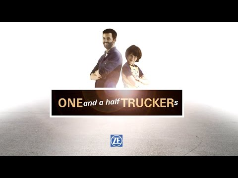 One and half truckers: Shunted by one finger