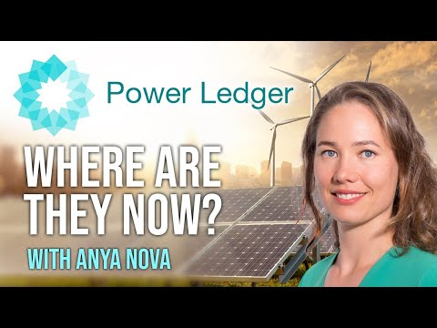 Power Ledger - Global Expansion & 2019 Project Update