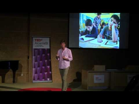 La mejor etapa de la historia | Pablo González | TEDxAlcarriaSt