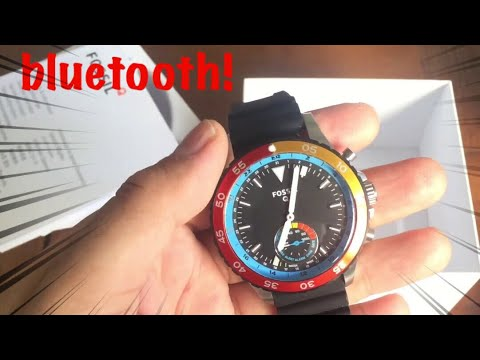 Fossil Q Crewmaster Indonesia (Review)