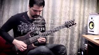 Как играть и что такое Свип, Легато, Стаккато и Арпеджио на Гитаре(Свип пикинг Ингви Мальмстин стиль игры на гитаре Yngwie Malmsteen на электрогитаре как играть быстрые ноты экономн..., 2015-02-27T18:31:31.000Z)