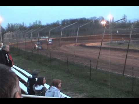 Cody Hahn #23 UMSS Kopellah 4/23/10 part 1 of 2