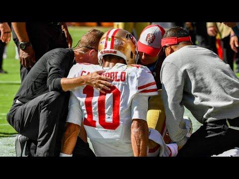 NFL Worst Injuries of the 2018–19 NFL Season