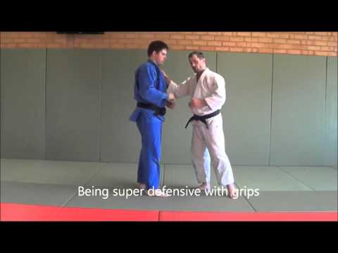 Judo Rules: Common ways to get a penalty in Judo competition
