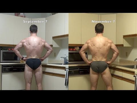 Tom Tries Bodybuilding ep. 6 – Four Month Physique Update