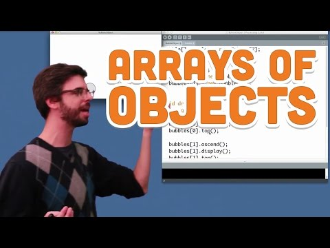 Download Youtube: 9.3: Arrays of Objects - Processing Tutorial