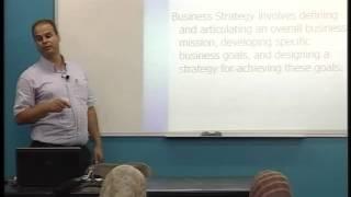 إستراتيجية مشاريع إدارة الأعمال    [5/36]