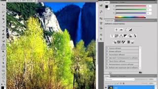 «Размытие», «Резкость» и «Палец» в Adobe PhotoShop CS5 (36/51)