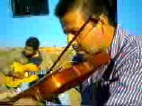 Eres polvo y nada mas, al estilo campirano con violín y guitarras