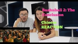 Chinese React To Baahubali 2 - The Conclusion | Official Trailer (Hindi) || S.S. Rajamouli | Prabhas