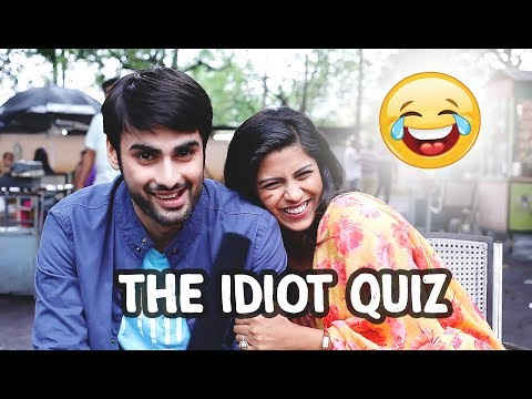 The Idiot Quiz with Varun Kapoor & Swarda Thigale | Savitri Devi