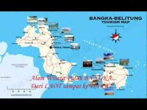 Lagu Alam Wisata Pulau Bangka
