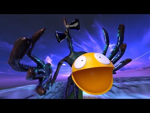 Pac-Man Vs Siren Head 2 (Extra Spooky!)