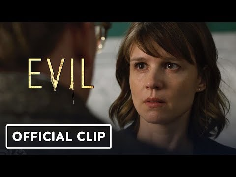 CBS' Evil - Official First Look Clip (Katja Herbers, Michael Emerson)