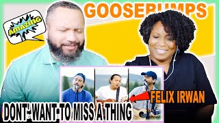 Download Mp3 I Don t Want to Miss A Thing MUSIC TRAVEL LOVE ft FELIX IRWAN Reaction AeroSmith