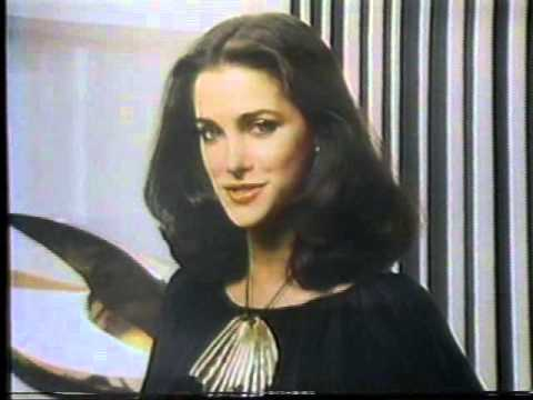 Connie Sellecca 1978 Cachet Perfume Commercial