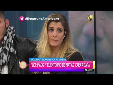Florencia Maggi volvió a llorar por su embarazo